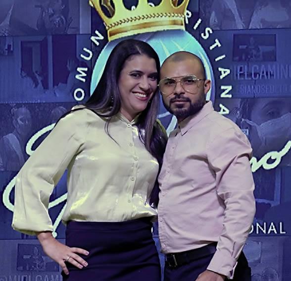 Alex y Lady Espinoza