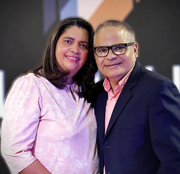 Carlos y Leidys Ordoñez