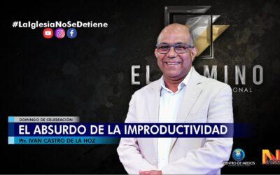 EL ABSURDO DE LA IMPRODUCTIVIDAD